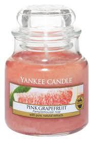 <b>Ароматическая свеча Pink Grapefruit</b> Yankee Candle купить в ...