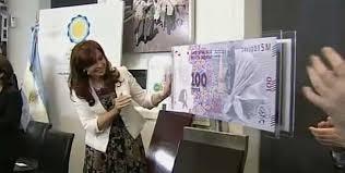 Resultado de imagen para nuevo billete de 100 pesos madres plaza de mayo