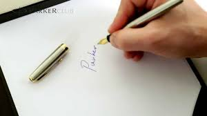 S0809110 Перьевая <b>ручка Parker</b> (Паркер) Sonnet Stainless Steel ...