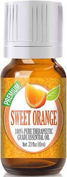 Sweet Orange Essential Oil - 100% Pure Therapeutic ... - Amazon.com