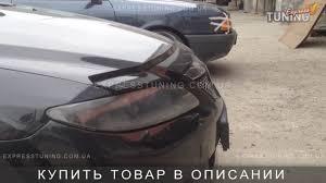 <b>Дефлектор капота Мазда</b> 6 GG. мухобойка Mazda 6 GG. AOM ...