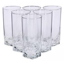 <b>Набор стаканов</b> Luminarc Аскот стеклянные высокие 330 мл <b>6</b> ...