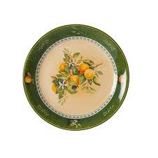 <b>Тарелка обеденная Fioretta</b>, Mandarins, 25 см