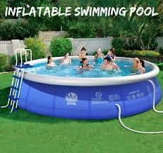DHL DELIVER- Water Sports <b>Inflatable</b> Swimming <b>Pool PVC</b> ...