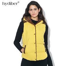 2018 <b>Autumn Winter Women</b> Sleeveless Coat Plus Size Slim Cotton ...