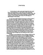 essay animal testing   selop resume beams with qualityarguments for and against animal testing i disagree k