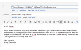 globalcareersandeducation how to write a proper email how to write a resume email