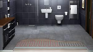 radiant floor heating reviews heated bathroom