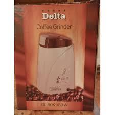 Отзывы о <b>Кофемолка Delta DL</b> - 90 K