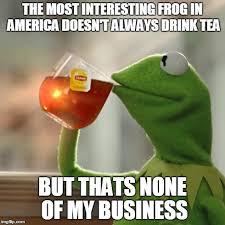 frog - Imgflip via Relatably.com