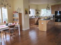 Walnut Floor Kitchen Kitchen Entertaining Laminate Wooden Floor Oval Small Dining