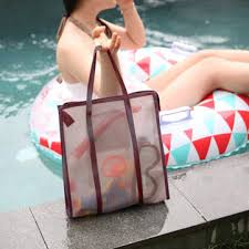 honana hn-174 <b>waterproof pvc</b> bathroom <b>cosmetic</b> bags swimming ...