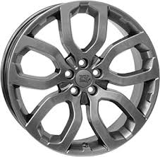1 ALLOY WHEELS WSPItaly LIVERPOOL EVOQUE ... - Amazon.com