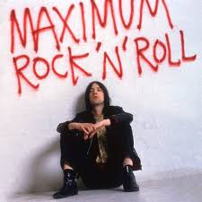 <b>Primal Scream</b> - '<b>Maximum</b> Rock 'n' Roll: The Singles' - Out Now ...