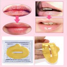 <b>Коллагеновая</b> кристальная <b>маска</b> для губ, 10 упаковок ...