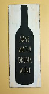 wall decor sports wine