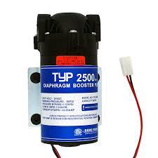 <b>RO 24V 50gpd Water</b> Booster Pump 2500NH Increase <b>Reverse</b> ...