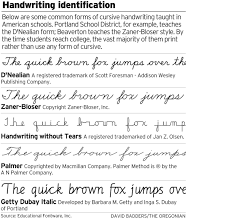 most college students print as cursive writing starts to disappear view full size