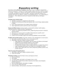 expository essay guidelines what is an expository essay example