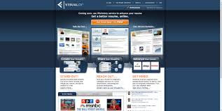 best websites for resume building visualcv