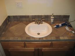 tiling ideas bathroom top: bathroom tile countertop ideas bathroomtilecountertopideas  bathroom tile countertop ideas