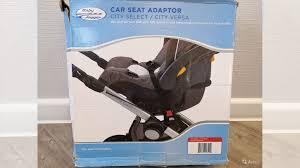 <b>Адаптер baby</b> jogger city select для <b>автокресла</b> купить в Тульской ...