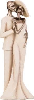 """<b>Статуэтка Lefard Фьюжн</b> """"<b>Влюбленные</b>"""", 162-434, 14 х 11,5 х 39,5 ..."""