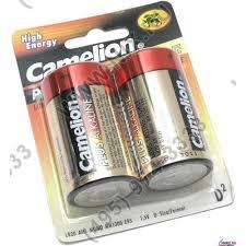 <b>Батарейки D Camelion</b> LR20-BP2 2 шт. — купить, цена и ...