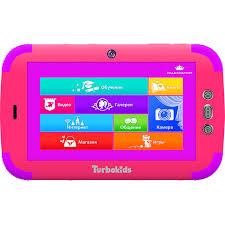 "31 отзыв на 7"" Детский <b>планшет Turbokids Princess</b> (<b>3G</b>, 16 Гб ..."