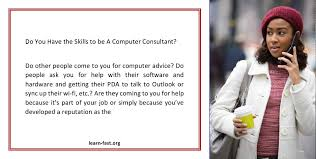 computer consultant skills do you have to have certifications computer consultant skills do you have to have 20 certifications
