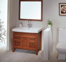 vanity small bathroom vanities: small bathroom sinks vanities contemporary toilet wall partition with potted greenery plus antique small bathroom vanity and square wall mirror idea