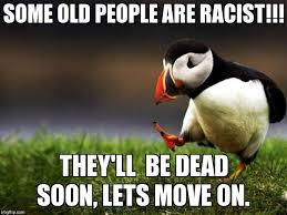 As a young mixed-race person, this is my opinion on Donald ... via Relatably.com