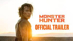 <b>MONSTER HUNTER</b> - Official Trailer (HD) - YouTube