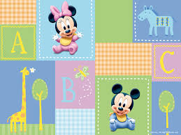 disney babies printable images invitations or photo frames 1024x768