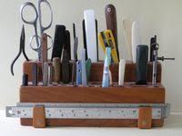 40+ Toolholders images in 2020 | <b>wooden</b> pen holder, <b>tool</b> ...