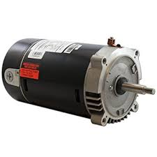 Amazon.com : Hayward Super Pump Up-Rated Replacement Motor ...