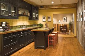 kitchen hickory engineered
