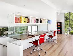view in gallery smart workstation that is open and well lit natural lighting home office