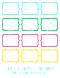 a personalized easter basket blank easter egg coupons