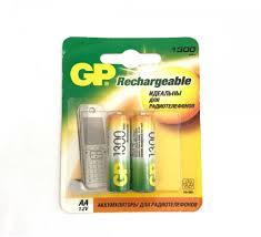 Комплект <b>аккумуляторов GP 130AAHC</b>-BL(C)2