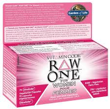 Garden of Life <b>Vitamin Code RAW ONE</b> for Women - With Free ...