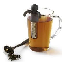 <b>Ёмкость для заваривания чая</b> Umbra Buddy черная — купить в ...
