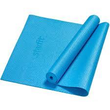 <b>Коврик для йоги Asana</b>, синий (Starfit 43.40) | Купить в интернет ...