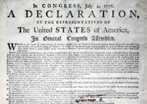 essential questions in teaching american history  the gilder  to what extent did the declaration of independence establish the foundation of the american government