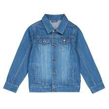 <b>Куртка джинсовая</b>, 3-12 лет синий потертый <b>La Redoute</b> ...