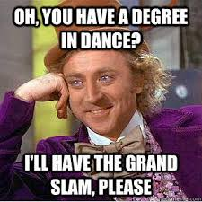 So You Think Your Dance Degree is Worthless?