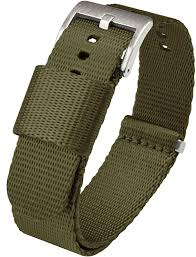 Barton Jetson NATO Style Watch Strap - <b>18mm</b>, <b>20mm</b>, <b>22mm</b> or ...
