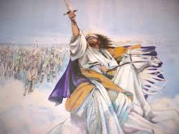 Image result for jesus coming in justice