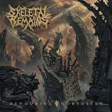 [Metal] <b>Skeletal Remains</b> - <b>Devouring</b> Mortality | Heavy metal art ...