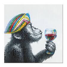 <b>Top</b> Artist Pure <b>Hand painted High Quality</b> Modern Art Drinking ...